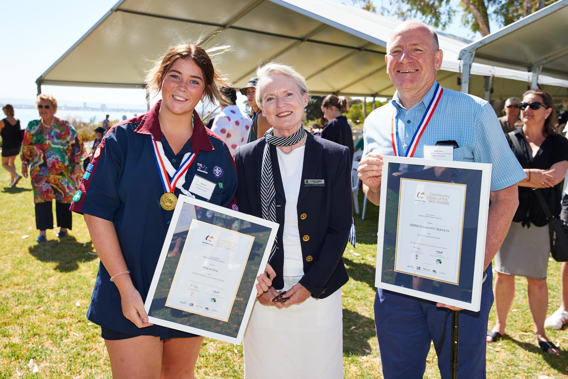 Combined Councils' Australia Day Event 2021