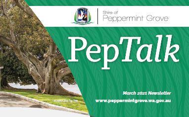 March 2021 Edition of PepTalk